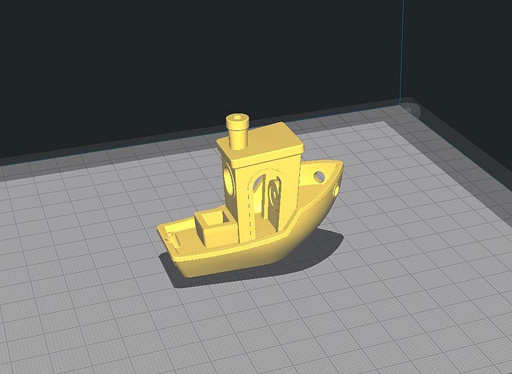 3D Druck Position