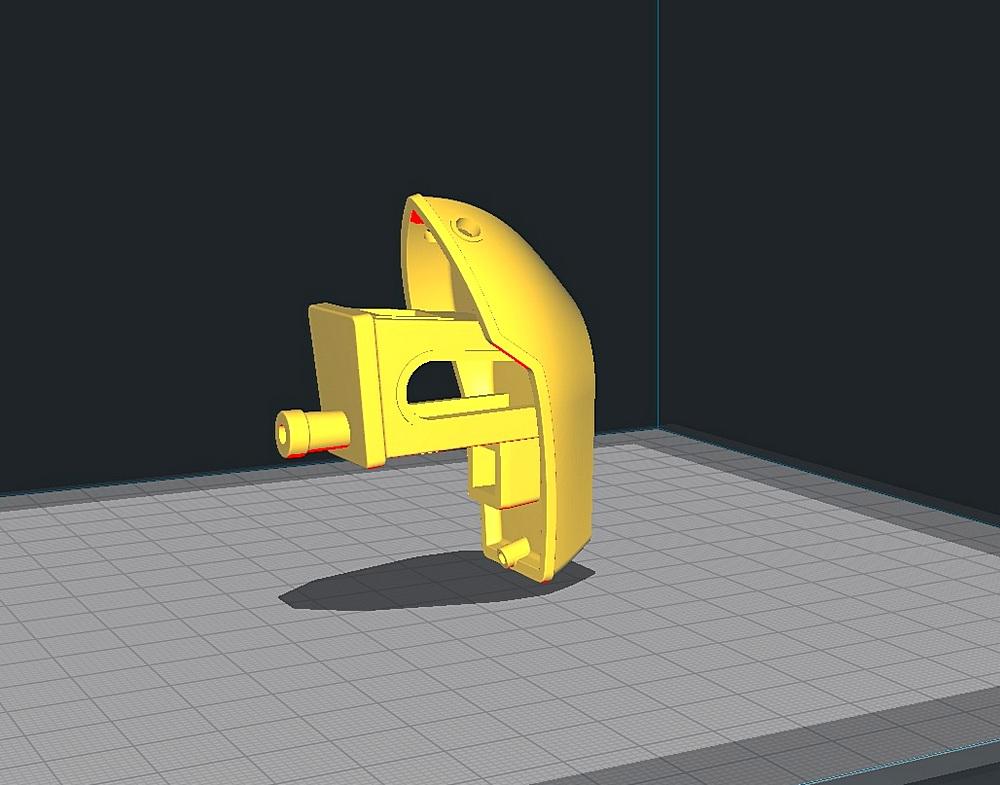 3D Objekt position